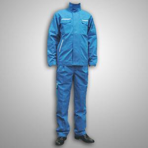 圣欧防电弧分体服,12.7cal,宝蓝色,尺码:XL