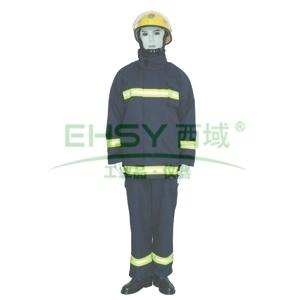 2002式消防员灭火防护服,只能用于日常训练使用,尺码:S