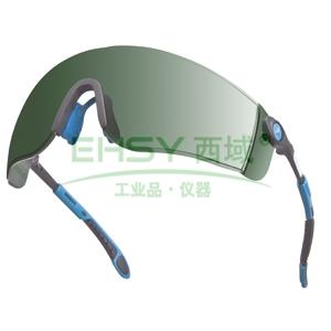 代尔塔 101012 舒适型焊接用T5安全眼镜
