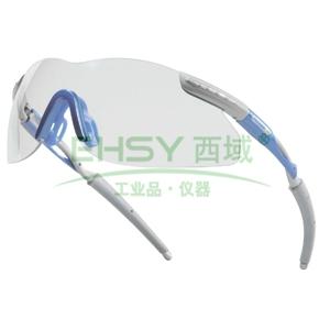 代尔塔运动型安全眼镜透明防雾,101109