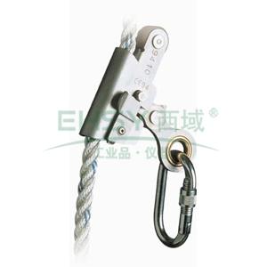代尔塔 AN060抓绳器(适合14-16mm安全绳),503060