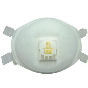 3M 8512 N95焊接用防尘口罩,10个/盒