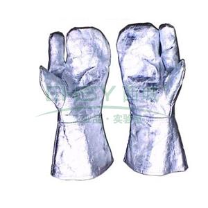 美康MKP-0502三指隔热手套,均码