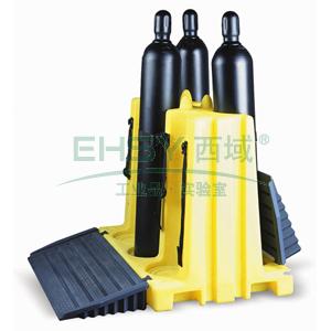 ENPAC 6气瓶固定架配套斜坡,7203-BK