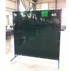 默邦 1.8m*1.76m,焊接防护屏 2mm厚,墨绿色,不含框架