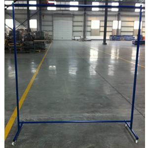 默邦1.97m*1.8m,焊接框架 不含屏,框架螺丝固定