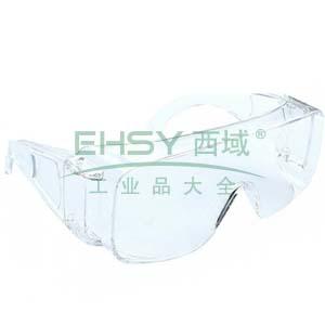 MSA防护眼镜,新宾特-C,透明镜片,10113317,12副/盒
