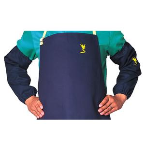 威特仕 焊接袖套,33-8421,雄蜂王海军蓝手袖 53cm长