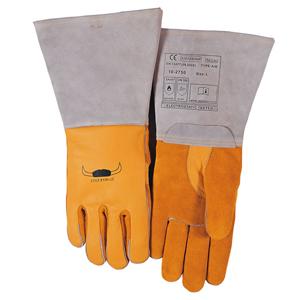 威特仕 焊接手套,10-2750-XL,蛮牛王高档电焊手套