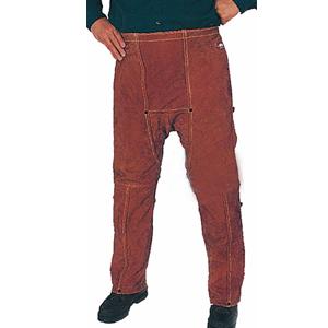 威特仕 焊接工作裤,44-7440,焊接裤 咖啡色