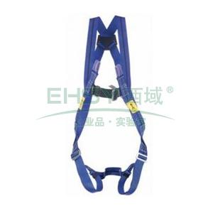 霍尼韦尔 Titan双挂点标准型全身式安全带,1011891A
