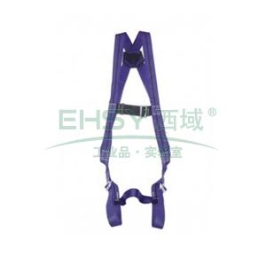霍尼韦尔 Titan单挂点标准型全身式安全带,1011890A