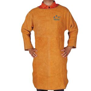 威特仕 44-1847-XXL 金黄色皮带袖围裙(长袖)