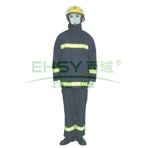 四层消防员灭火防护服,尺码:XL(不含3C)