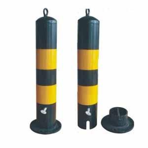 活动型防撞警示柱,ф110X600mm