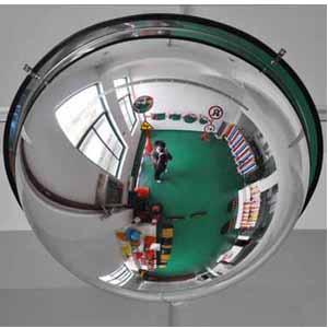 360度全球面镜,直径120cm