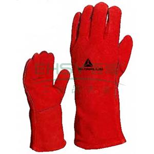 代尔塔 205515 CA515R隔热焊工手套,均码