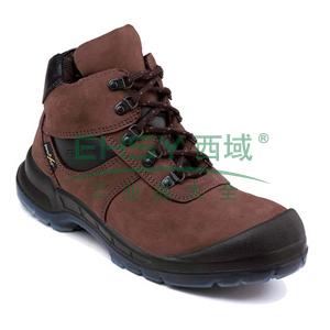 欧特 防水舒适型中帮安全鞋,防砸防刺穿防静电,41,OWT993KW