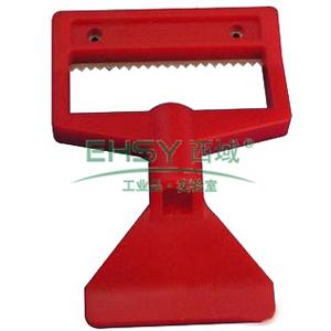 大号断路器锁具,可锁最大41mm厚15.8mm的断路器,BD-8122