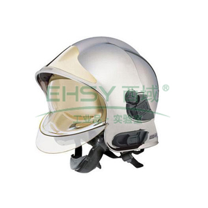 梅思安F1SF快调型消防头盔,镍,GAA2221100001-BR35