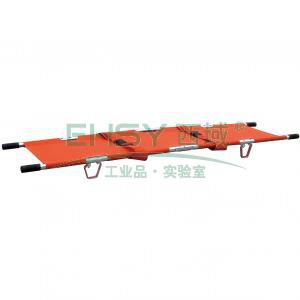 折叠担架,两折,带支腿,YDC-1A9