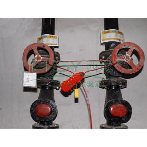 经济型钢缆锁具,鱼形钢缆锁具