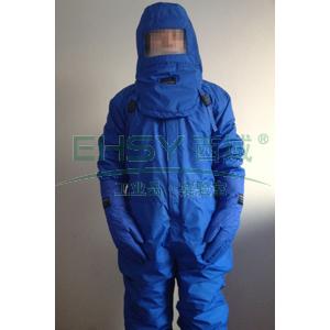 蓝涤低温防护服,SHLDF7088,S(不含头罩)