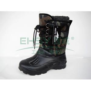 蓝涤低温防护靴,SHLDX01,41