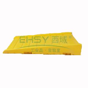 SYSBEL聚乙烯盛漏平台斜坡,适用两桶型、四桶型平台,15x120x80cm,SPP012