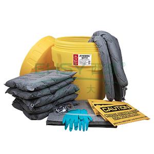 SYSBEL 泄漏应急处理桶套装,通用,20加仑,SYK200