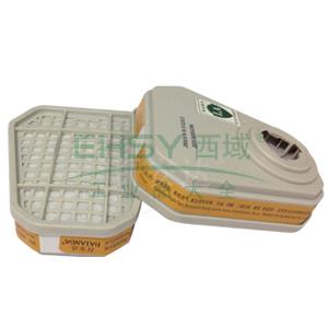 百安达滤盒,防有机气体过滤件,2个/袋,3115