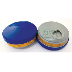 百安达 防有机气体及颗粒物综合过滤组件,A1级+KP95,3111+1401