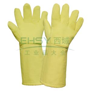 海太尔 0203-10 500°耐高温手套, 380mm
