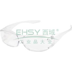 MSA 小宾特防护眼镜,小宾特-C,透明镜片,10147391,12副/盒
