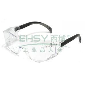 MSA安特防护眼镜,安特-CAF,透明防雾镜片,10147394,12副/盒