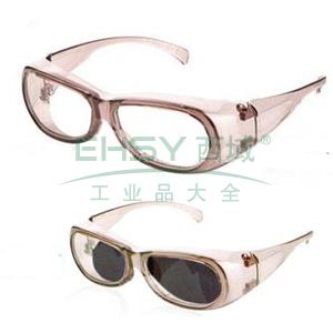 MSA防护眼镜,酷特-G,灰色镜片,10108313,12副/盒