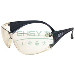 MSA莱特防护眼镜,莱特-IO,IO镜片,UV400,9913249,12副/盒
