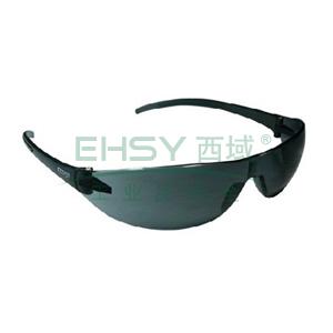 MSA百固防护眼镜,百固-G,灰色镜片,9913278