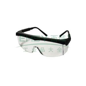 MSA杰纳斯防护眼镜,透明镜片,10108428,12副/盒