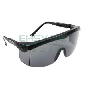 MSA 10108429 杰纳斯防护眼镜,灰色镜片,12副/盒