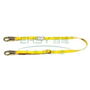 MSA 沃克曼限位绳,聚酯材质,长度可调节,9305001