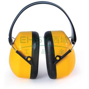 PT SE1340 折叠式耳罩,黄色,60301902