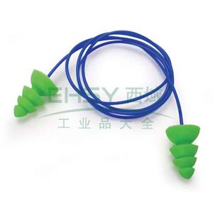 Moldex 60308307 Comets耳塞,带线,50副/盒