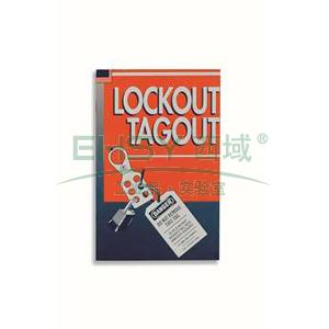 BRADY上锁/ 挂牌手册,含10本英文手册+10本中文手册,66219