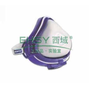 霍尼韦尔4200M CFR-1可更换滤棉半面具