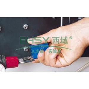 BRADY 气源锁具,SMC空气管路调节器锁,微型,64539