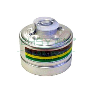 MSA D1061703 滤毒罐,防综合气体和粉尘