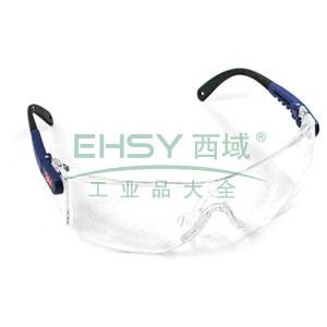 3M 10196 超轻舒适型防护眼镜,防雾防刮擦涂层