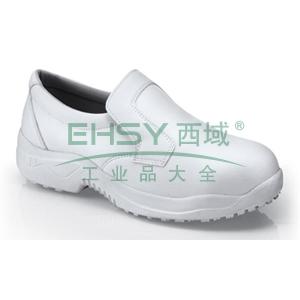 SFC Luigi工作鞋,防水防砸抗菌,白色,42,5110