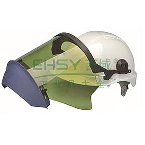 雷克兰 防电12卡面屏,带有下颌保护,可与多种安全帽装配,不含安全帽